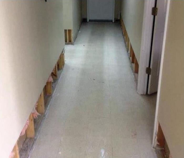 Commercial Water Damage Restoration In Avon Park After