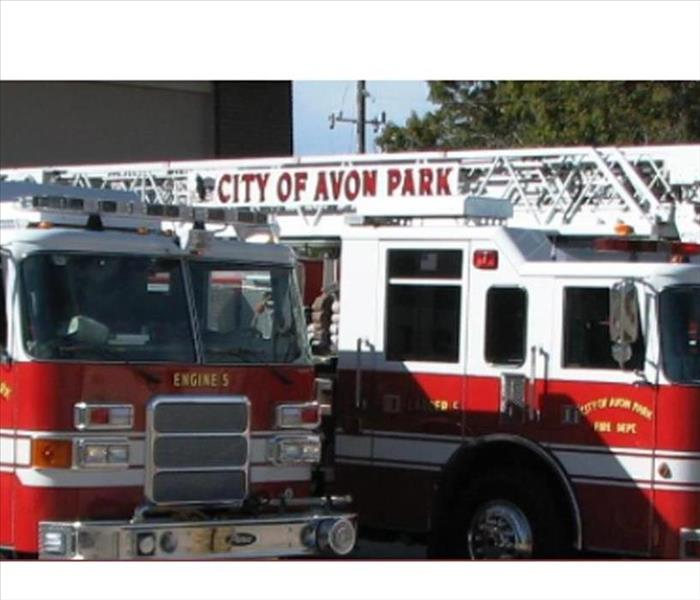 Fire Damage Avon Park Fire and Smoke Odor Damage? Call SERVPRO for a Stress-Free Restoration Service