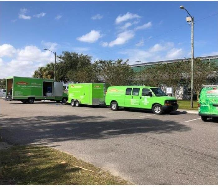 Why SERVPRO How Professionals Use Advanced Equipment to Dry Your Water Damaged Sebring Apartment