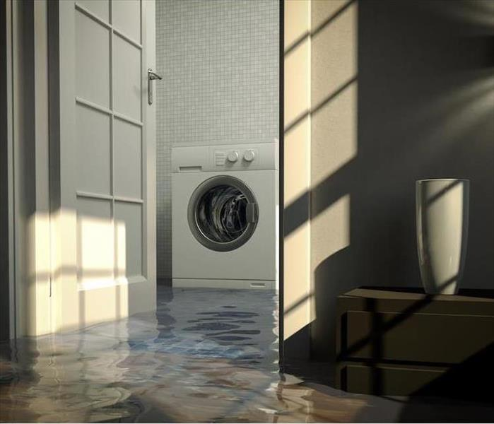 Water Damage A Broken Washing Machine Can Cause Water Damage Inside Your Lakeland Home