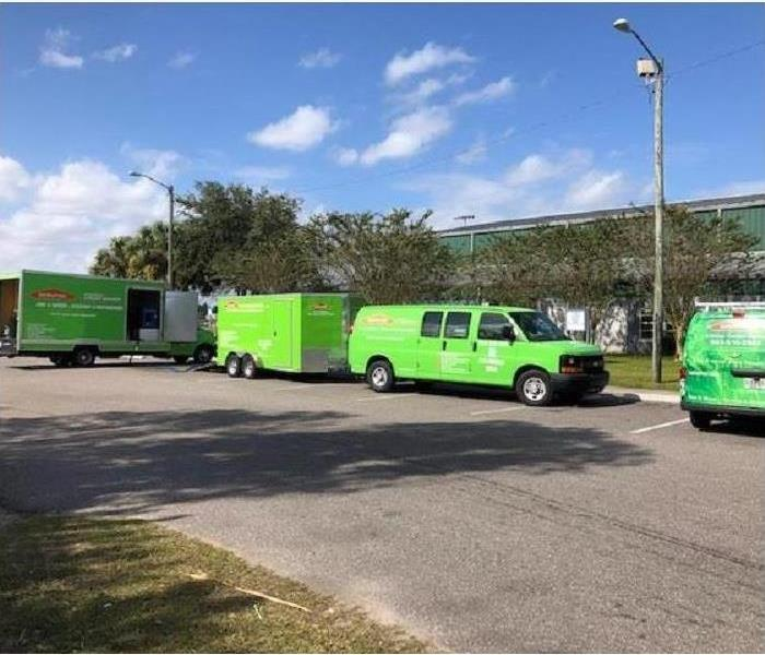 Why SERVPRO Did You Know That SERVPRO Uses Technology for Water Removal in Sebring?