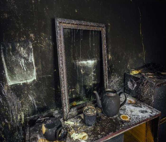 Why SERVPRO Our Team Of Fire Damage Specialists Will Remove Odors From Your Avon Park Home